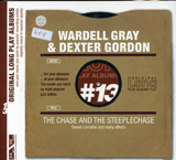 Wardell Gray & Dexter Gordon - The Chase And The Steeplechase (222978)