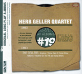 Herb Geller Quartet - The Gellers (222984)