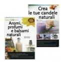 Aromi Profumi e Balsami Naturali + Crea le tue Candele Naturali