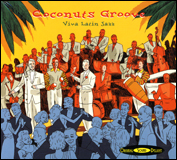 Coconuts Groove - CD