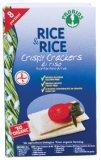 Crispy Crackers di Riso