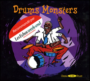 Drums Monsters - CD