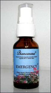 Emergency - Rimedio di Emergenza - SPRAY