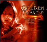 Jazz opium - Golden Triangle - CD(001172)