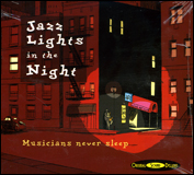 Jazz Lights in the Night - CD
