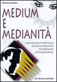 Medium e medianità - Copertina del libro