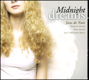 Jazz de nuit - Midnight Dreams - CD(001163)