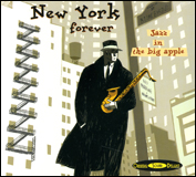 New York Forever - CD