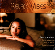 Jazz ambiant - Relax Vibes - CD(001174)