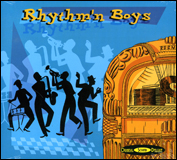 Rhythm'n Boys - CD