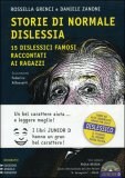 Storie di Normale Dislessia - con CD Audio Formato Mp3
