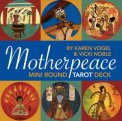 The Motherpeace Mini Round Tarot Deck