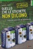 Quello che le Etichette non Dicono di Pierpaolo Corradini