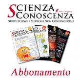 Abbonamento alla Rivista Scienza e Conoscenza