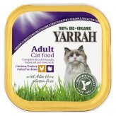 Adult Cat Food - Pate' con Pollo/Tacchino con Aloe Vera