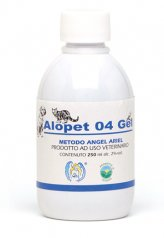 Alopet 04 da 250 ml Integratore alimentare per animali in gel