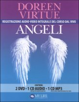 Angeli - Cofanetto - libro + Carte + 2 DVD + 2 CD