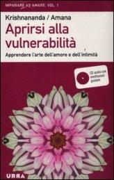 Aprirsi alla Vulnerabilità + CD Audio