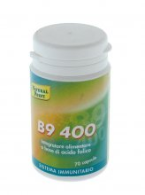 B9 400 Acido Folico - 70 Capsule