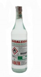 Bioalcool - Alcool Etilico Neutro Biologico - 1000ml