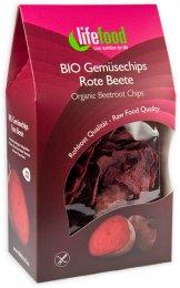 Chips di Barbabietola Rossa