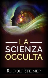 eBook - La Scienza Occulta