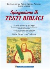 eBook - Spiegazione di Testi Biblici