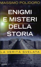 Enigmi e Misteri della Storia - Libro