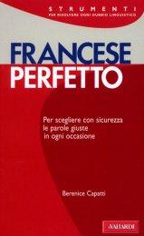Francese Perfetto - Libro