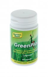 Green Plus - 60 Capsule