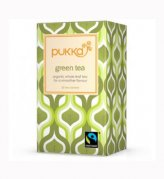 Green Tea - Tisana Pukka