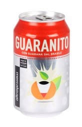Guaranito - Lattina con Guaranà del Brasile