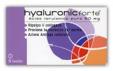 Hyaluronic Forte - 60 mg