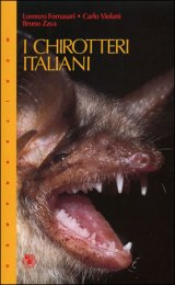 I Chirotteri Italiani
