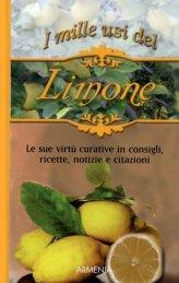I Mille Usi del Limone - Libro