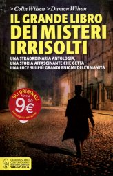 Il Grande Libro dei Misteri Irrisolti - Libro