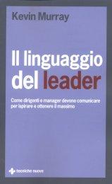 Il Linguaggio del Leader