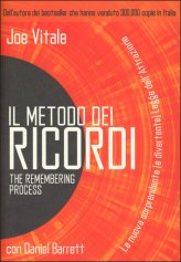 Il Metodo dei Ricordi - The Remembering Process - Libro