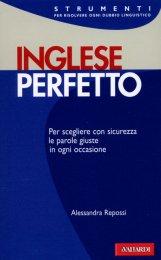 Inglese Perfetto - Libro