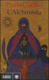 L'alchimista - Copertina Oro - Libro