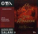 La Legge dell'Attrazione - AUDIOLIBRO 2 CD Audio - Formato Mp3