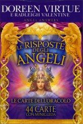 Le Risposte degli Angeli: le Carte dell'Oracolo - Carte + Miniguida