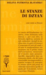 Le Stanze di Dzyan