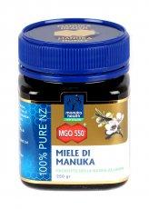 Miele di Manuka MGO+ 550 - 250 g