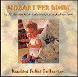 Mozart per Bimbi - Bambini Felici