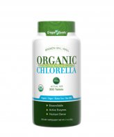 Organic Chlorella - 60 g - 300 Compresse