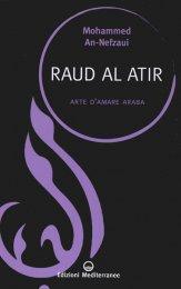 Raud Al Atir - Arte d'Amare Araba - Libro