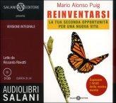 Reinventarsi - 3 CD Audio - Audiolibro Versione Integrale