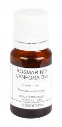 Rosmarino Canfora Bio - Olio Essenziale Puro - 10ml