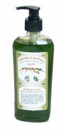 Sapone di Aleppo Liquido con Olio di Oliva e 25% Olio di Alloro